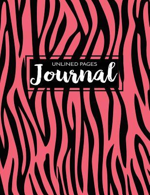 Unlined Pages Journal