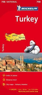 Turkiet Michelin 758...