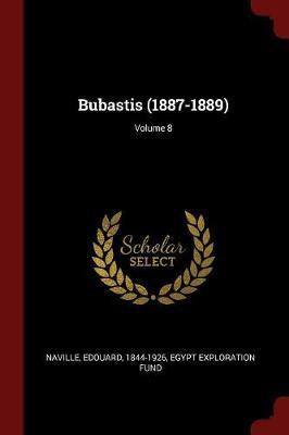 Bubastis (1887-1889); Volume 8