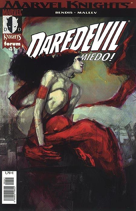 Marvel Knights: Daredevil Vol.1 #41 (de 56)