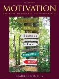e-Study Guide for: Motivation: Biological, Psychological, and Environmental by Lambert Deckers, ISBN 9780205610815