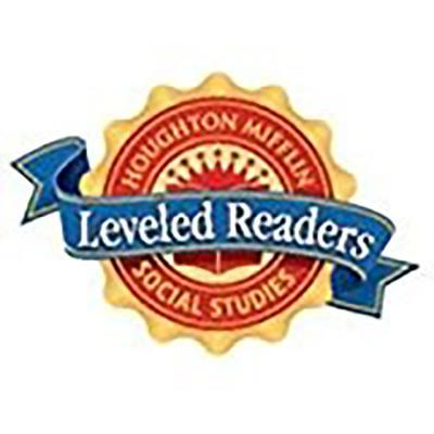 Social Studies Leveled Readers Only Crt on Level, 6pk Level 5