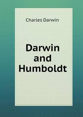Darwin and Humboldt