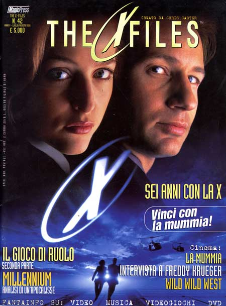 The X-Files n. 42