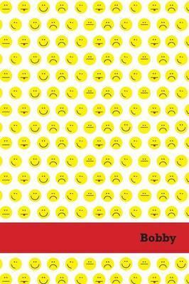 Etchbooks Bobby, Emoji, Wide Rule