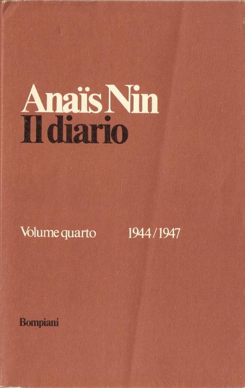 Il diario (Volume IV...