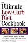 The Ultimate Low-Carb Diet Cookbook