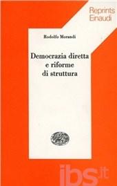 Democrazia diretta e riforme di struttura