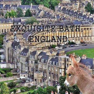 Exquisite Bath, England