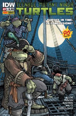 Teenage Mutant Ninja Turtles n. 27