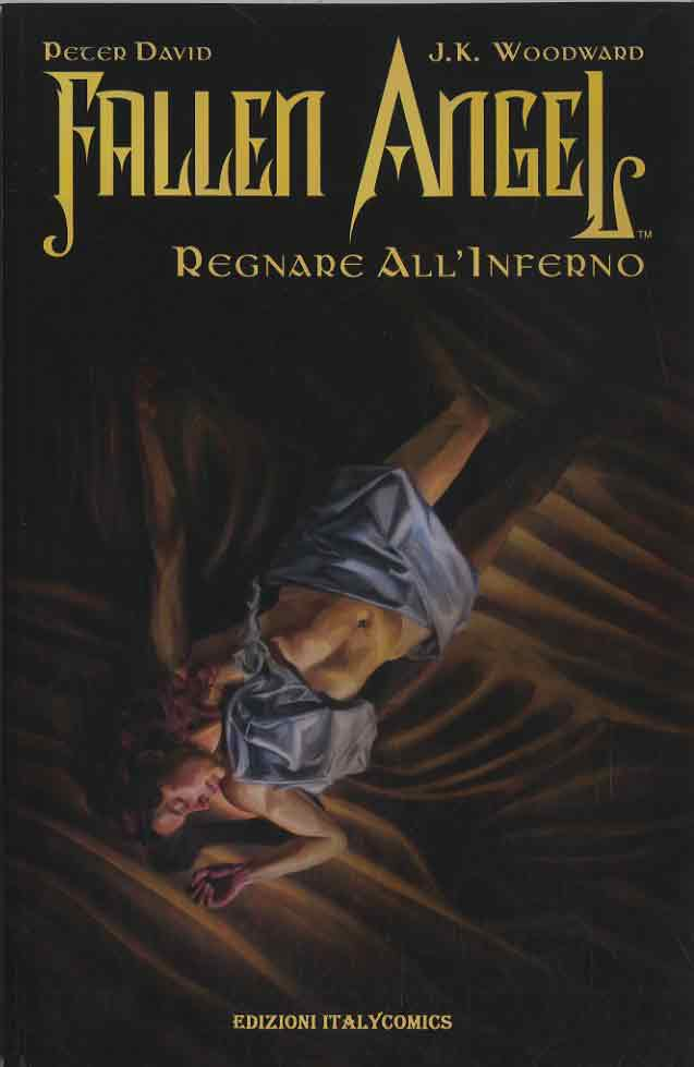 Fallen Angel: Regnare all'inferno