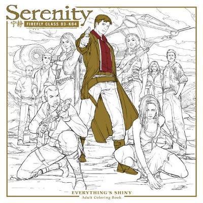 Serenity Firefly Class of 03-K64