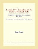 Journals of Two Expe...