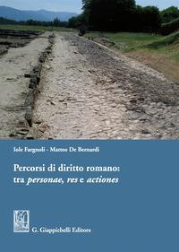 Percorsi di diritto romano