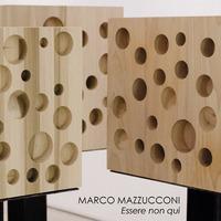 Marco Mazzucconi. Essere non qui