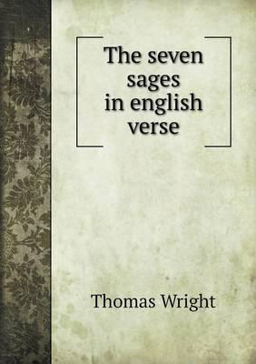 The Seven Sages in English Verse