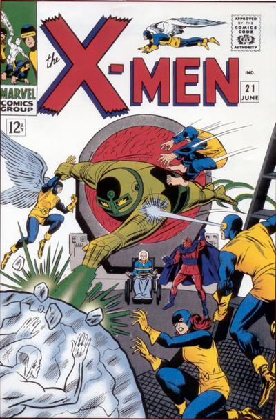 The X-Men Vol.1 #21
