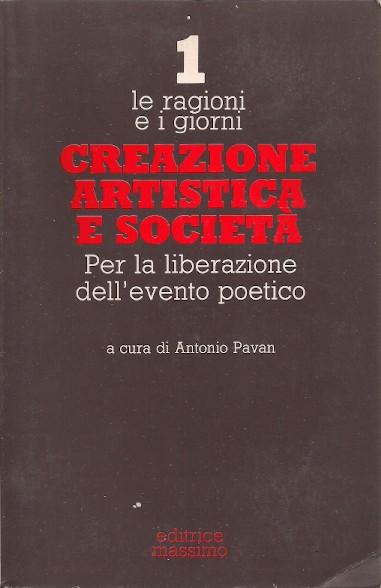 Creazione artistica e società