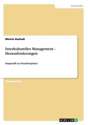 Interkulturelles Management - Herausforderungen