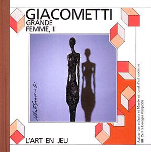 Alberto Giacometti, Grande femme II