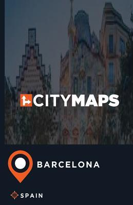 City Maps Barcelona Spain