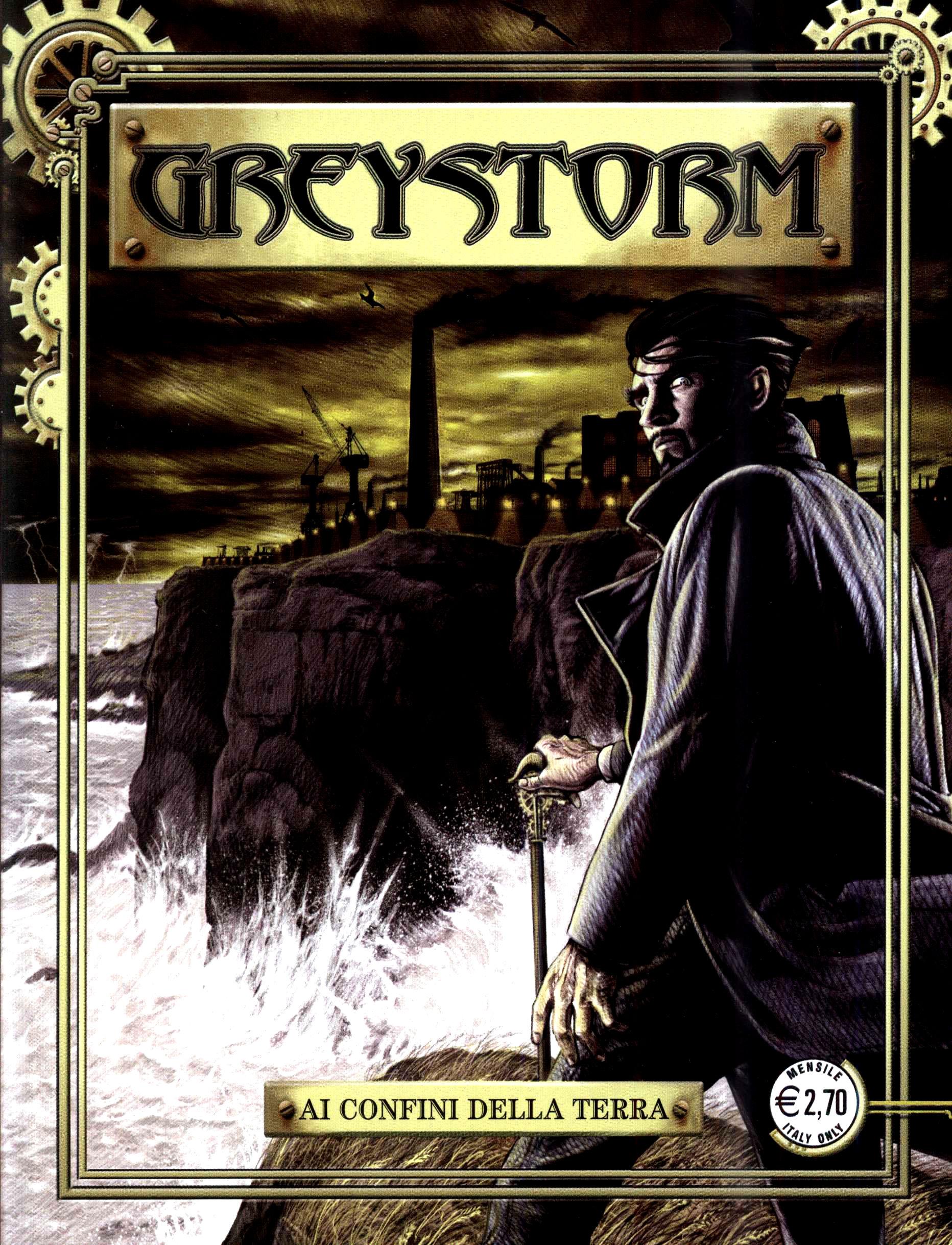 Greystorm n. 8 (di 12)
