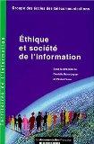 Ethique et société de l'information