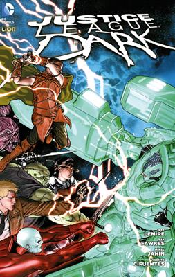 Justice League Dark ...