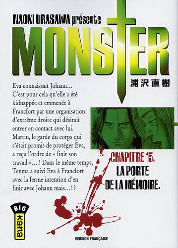 Monster, Tome 15