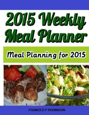 Weekly Meal Planner 2015