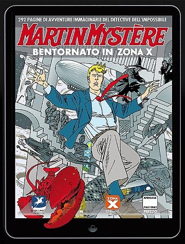 Maxi Martin Mystère n. 5