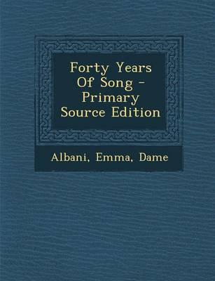 Forty Years of Song