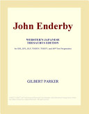 John Enderby (Webster's Japanese Thesaurus Edition)