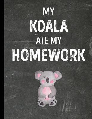 My Koala Ate My Homework