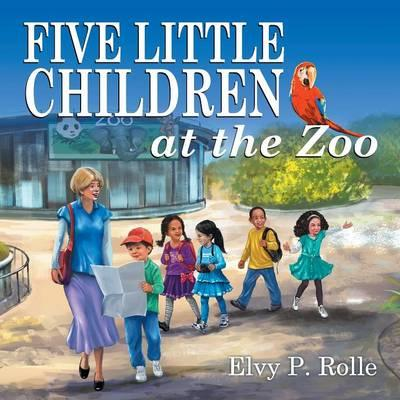 Five Little Children at the Zoo