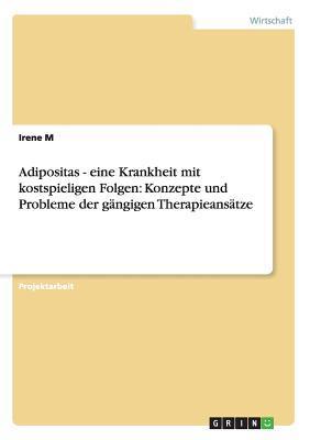 Adipositas - eine Krankheit mit kostspieligen Folgen