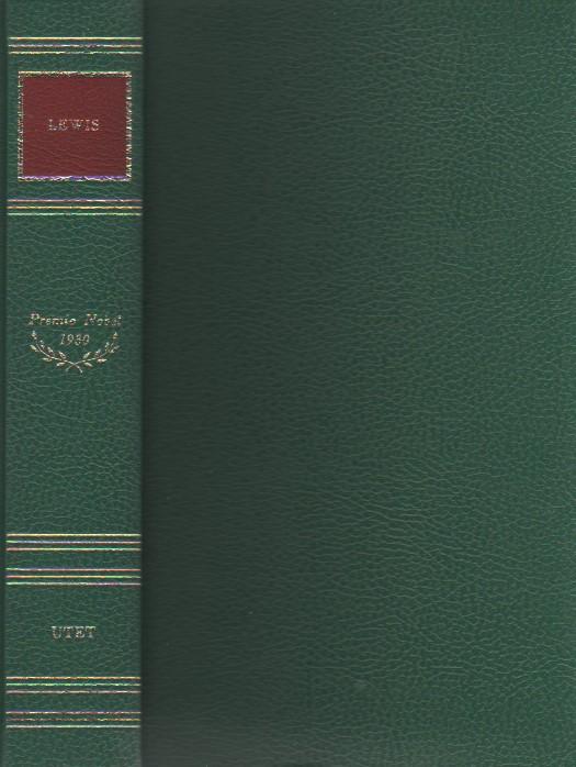 Sinclair Lewis / Le ...