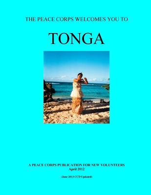 Tonga; the Peace Corps Welcomes You to Tonga