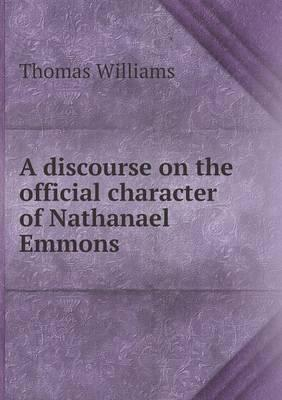 A Discourse on the O...