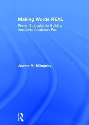 Making Words REAL