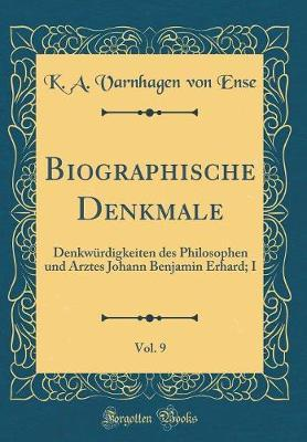 Biographische Denkmale, Vol. 9