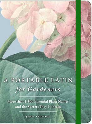 A Portable Latin for Gardeners