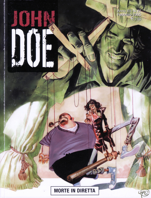 John Doe n. 21
