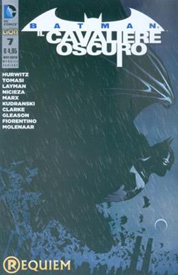 Batman Il Cavaliere Oscuro, n. 7 - Variant