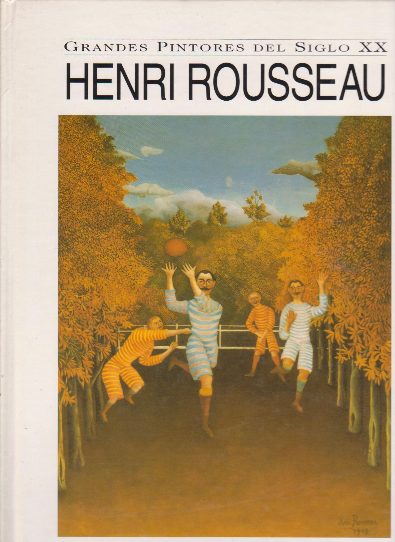 Henri Rousseau, 1844-1910