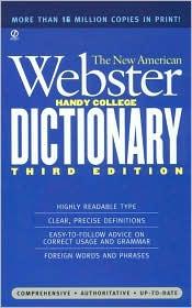 Webster's Handy Coll...