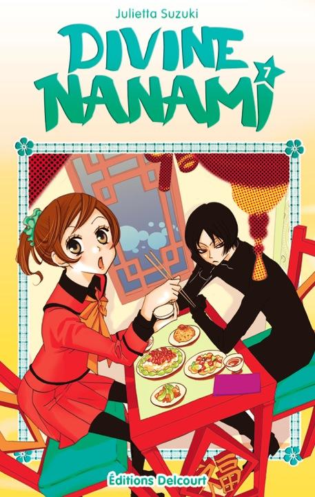 Divine Nanami, Tome 7