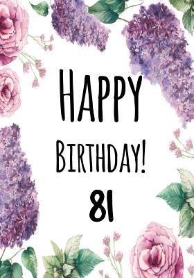 Happy Birthday 81