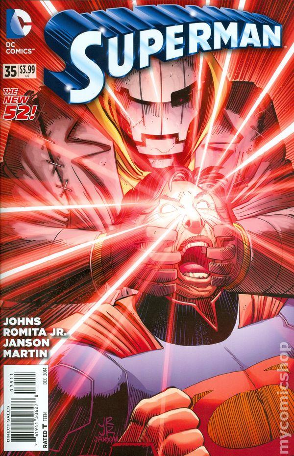 Superman Vol.3 #35