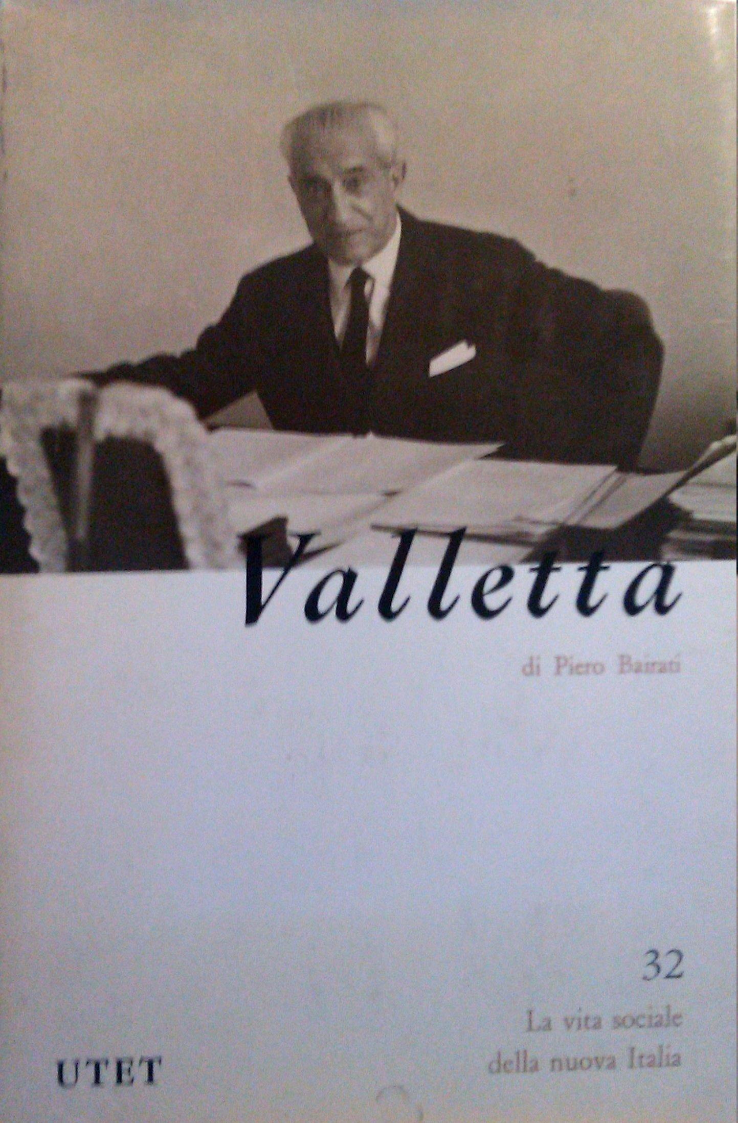 Vittorio Valletta